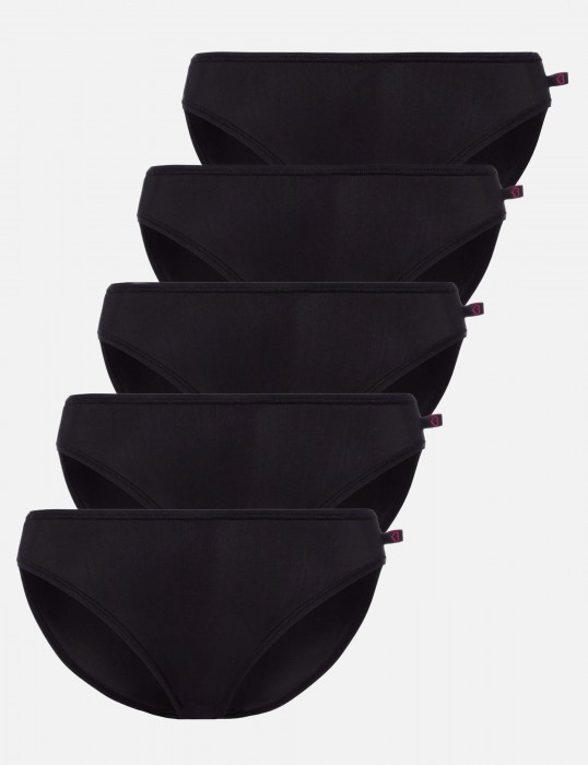 Stepy Soft Tai (5-er Pack) schwarz